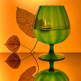 Andrei SKY - Green glass VII