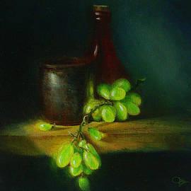 Jk  - Green Grapes