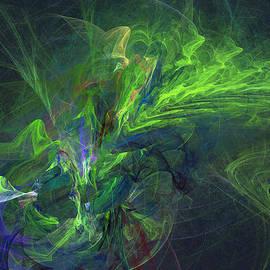 Martin Capek - Green metamorphosis