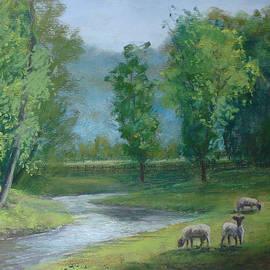 Linda Preece - Green Pastures