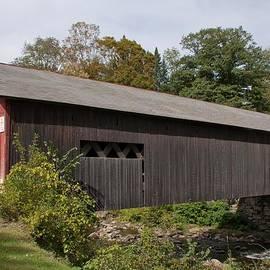 John Black - Green River Covered Bridge - Guilford Vermont
