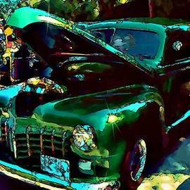 Stanley  Funk - Green Street Machine