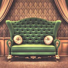 April McNett - Green Velvet