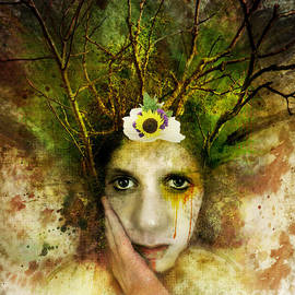 Michael  Volpicelli  - Green Woman