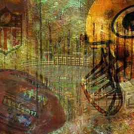 Jack Zulli - Greenbay Packers