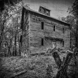 Paul Freidlund - Greer Mill Black and white