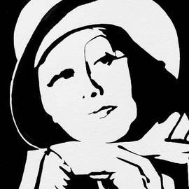 Bonnie Cushman - Greta Garbo #2