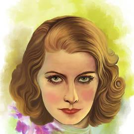 Andrzej Szczerski - Greta Garbo