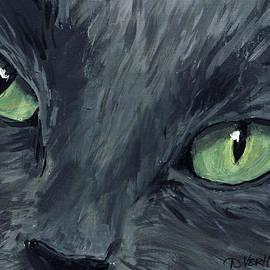 Deborah Verhoeven - Grey Cat