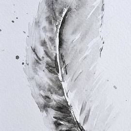 Beverley Harper Tinsley - Grey Feather position B