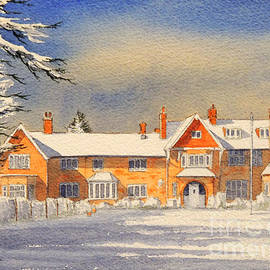 Bill Holkham - Griffin House School - Snowy Day