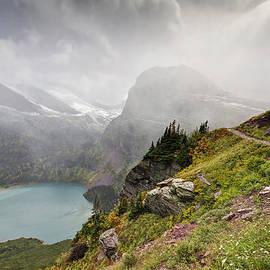 Mark Kiver - Grinnell Glacier Trail