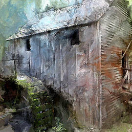 Evie Carrier - Grist Mill at Cades Cove