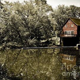Colleen Kammerer - Grist Mill on Pike Brook