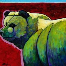 Joe  Triano - Grizzly - study