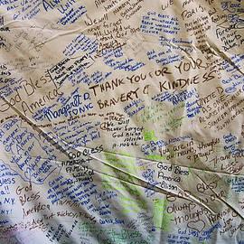 Allen Beatty - Ground Zero Tribute Banner
