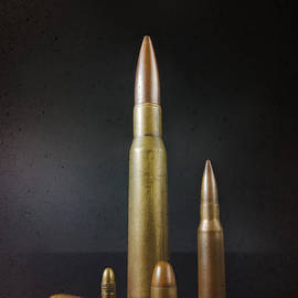 Carlos Caetano - Group of bullets
