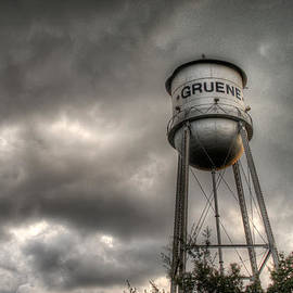 Joseph Kethan - Gruene Texas Water Tower