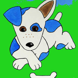 Cheryl Hymes - Guard Dog