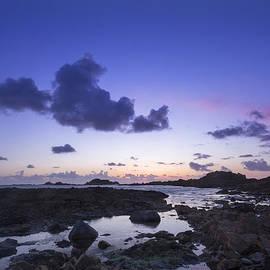 Chris Smith - Guernsey sunset Glow