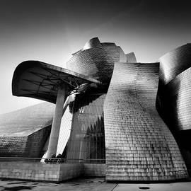 Nina Papiorek - Guggenheim Bilbao