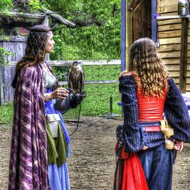 John Straton - Guinevere Lady Hawk