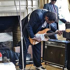 William Morgan - Guitar Slim Jr.