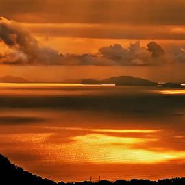Gary Campbell - Gulf of Nicoya Sunset