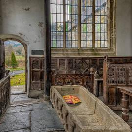Adrian Evans - Gwydir Chapel