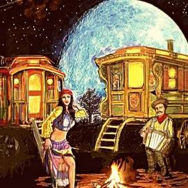 Larry Lamb - Gypsy moon