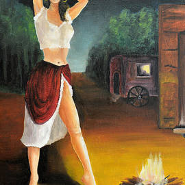 Vanda Caminiti - Gypsy -  La zingara
