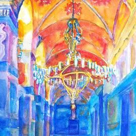 Carlin Blahnik - Hagia Sophia Inner Hallway