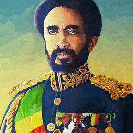 Anthony Mwangi - Haile Selassie