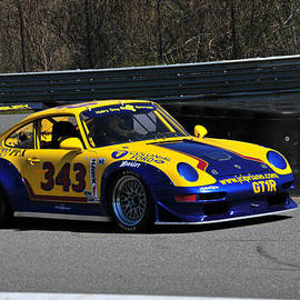Mike Martin - Hairy Dog Garrrage 343 Porsche