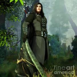 Gabriel Forgottenangel - Haldir