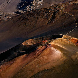 Nature  Photographer - Haleakala Cinder Cone