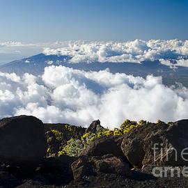 Sharon Mau - Haleakala Maui Hawaii