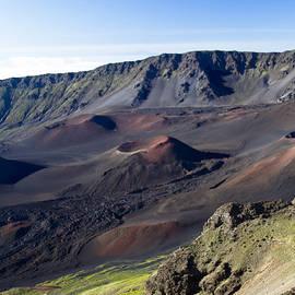Sharon Mau - Haleakala Sunrise on the Summit Maui Hawaii - Kalahaku Overlook