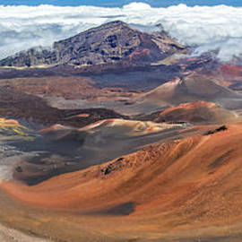 Pierre Leclerc Photography - Haleakala volcano on Maui Hawaii