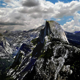 Bob and Nadine Johnston - Half Dome Yosemite