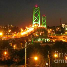 John Malone Halifax Photographer - Halifax MacDonald Bridge