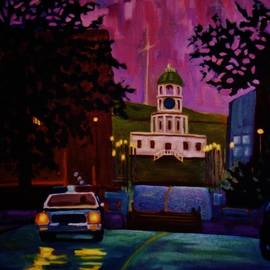 John Malone - Halifax Night Patrol and Town Clock