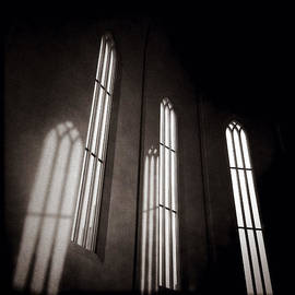Dave Bowman - Hallgrimskirkja Windows