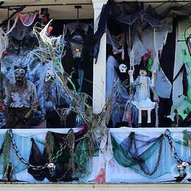 Steven Parker - Halloween New Orleans Style