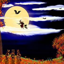 Michele Avanti - Halloween Night