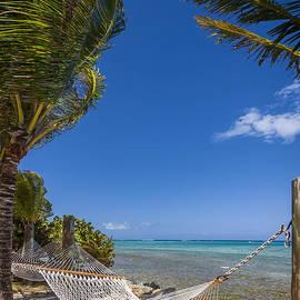 Adam Romanowicz - Hammock on the Beach British Virgin Islands