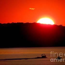 Ed Weidman - Hamptons Sunset