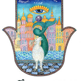 Nonna Mynatt - Hamsa for Capricorn