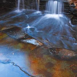 Rick Drent - Hancock Waterfall