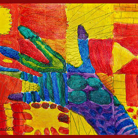 Kevin Mauldin Jr - Hand - Abstract